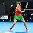 Виктория Азаренко успешно провела выступление на Кубке Федерации в Австралии