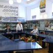 В городе над Сожем празднуют 45-летие гомельского хоккея