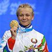 Ирина Курочкина завоевала золото II Европейских игр по вольной борьбе