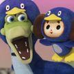 В Японии сняли ремейк на мультик про крокодила Гену и Чебурашку