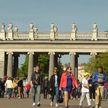 Новый аттракцион установят в парке имени Горького в Минске