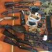 Целый арсенал стрелкового оружия нашли у жителя Орши