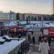 На станции метро «Немига» сработала пожарная сигнализация