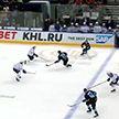 «Минск-Арена» вошла в тройку лучших в КХЛ