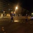 В Минске на ул. Якуба Коласа автомобиль сбил женщину на пешеходном переходе