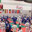 В спорткомплексе «Стайки» открылся международный лагерь по дзюдо