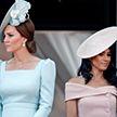 Кенсингтонский дворец сделал редкое заявление по поводу «конфликта» между Кейт Миддлтон и Меган Маркл