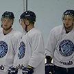 КХЛ: ХК «Динамо-Минск» провел открытую тренировку в «Раубичах»