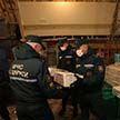 Узбекистан передал Беларуси помощь для борьбы с коронавирусом