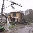 На Японский архипелаг обрушился мощный тайфун «Хагибис»