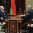 Лукашенко принял с докладом Караева и поблагодарил за раскрытие ограбления ювелирного магазина в Минске