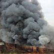 В Санкт-Петербурге горит «Невская мануфактура». Погибли двое пожарных