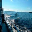 Прогулочный катер затонул в Финском заливе у берегов Санкт-Петербурга