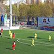 Завершился первый тур женского чемпионата Беларуси по футболу