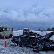 В ДТП под Гродно погибли два человека, еще двое находятся в больнице