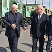 Лукашенко посетил объект правительственной связи КГБ