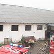 Пожар на территории колонии в Волковыске: пострадали заключенные