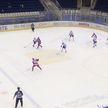 В чемпионате Беларуси по хоккею сыграли «Юность» и «Гомель»