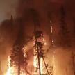 Лесные пожары охватили Канаду