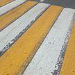 Две легковушки сбили пешехода в Минске