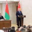 Лукашенко: мы показали, что Беларусь стойкая, мудрая, мощная и может справляться с пандемией