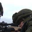 Новобранцы приняли участие в сборах гранатометчиков и снайперов