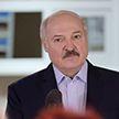 Лукашенко посетил Столбцовскую районную больницу