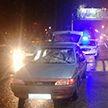 ДТП в Новополоцке: легковой автомобиль сбил женщину на пешеходном переходе (ВИДЕО)