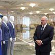 Президент оценил форму белорусских атлетов на II Европейских играх