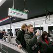 Третья линия метро в Минске открылась для пассажиров
