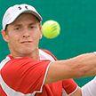 Владимир Игнатик вышел в 1/8 финала теннисного турнира в Чехии