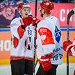 В хоккейной Лиге чемпионов гродненский «Неман» одержал вторую победу