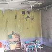 Детский сад сгорел в Заславле, детей эвакуировали