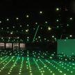 Необычное шоу в знак благодарности врачам наблюдали жители Китая: светящиеся дроны – в ночном небе