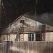 Пожар в жилом доме в Глуске: погиб один из хозяев