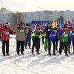 Сотни спортсменов из 50 вузов приняли участие во «Всебелорусской студенческой лыжне»