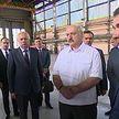 Александр Лукашенко потребовал ускорить создание промышленно-логистического комплекса в Оршанском районе