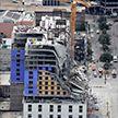 Недостроенный отель обрушился в Новом Орлеане