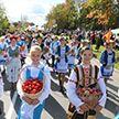 Лучших работников села чествовали на «Дожинках» в Верхнедвинске