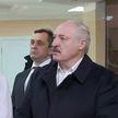 Президент посетил Лидскую центральную районную больницу