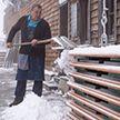 Зима вне очереди: снег выпал в отдельных районах Австрии