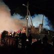 Взрыв газа произошел в жилом здании на горнолыжном курорте в Польше