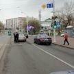 В Минске легковушка сбила школьника, выходившего из трамвая