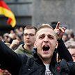 Житель Германии получил пять месяцев тюрьмы за демонстрацию нацистского приветствия
