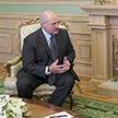 Александр Лукашенко встретился с Леонидом Кучмой накануне важных переговоров