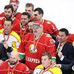 Финал хоккейного турнира среди любителей: команда Президента вновь победила, как это было?