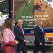 Беларусь представила свой стенд на сельхозвыставке в Сербии
