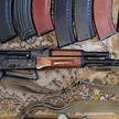 Задержаны «черные копатели» с арсеналом оружия