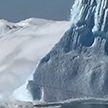 Гигантский айсберг откололся от ледника в Антарктиде