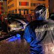 В Гродно неизвестные подожгли машину сотрудника милиции: возбуждено уголовное дело